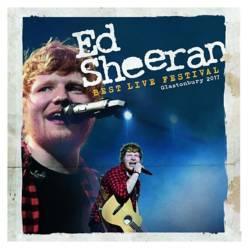 Zuena Vinilo Ed Sheeran / Best Live Festival Glastonbury