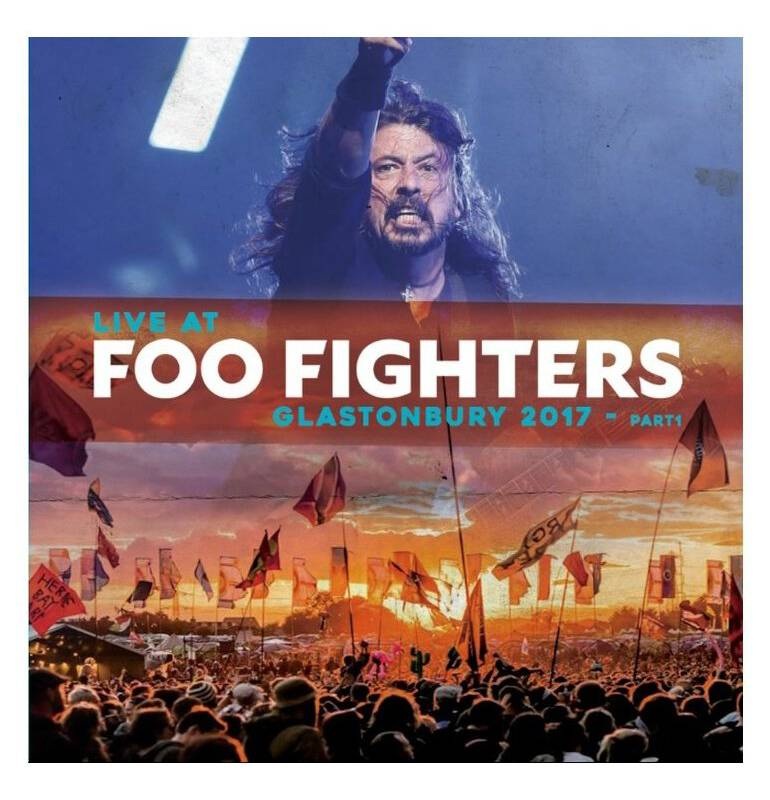 Zuena - Zuena Vinilo Foo Fighters / Live At Glastonbury 2017