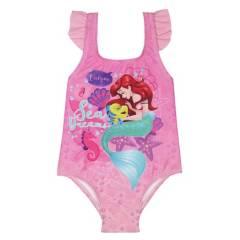 Disney - Traje de Baño Bebé Niña Ariel +Uv 30