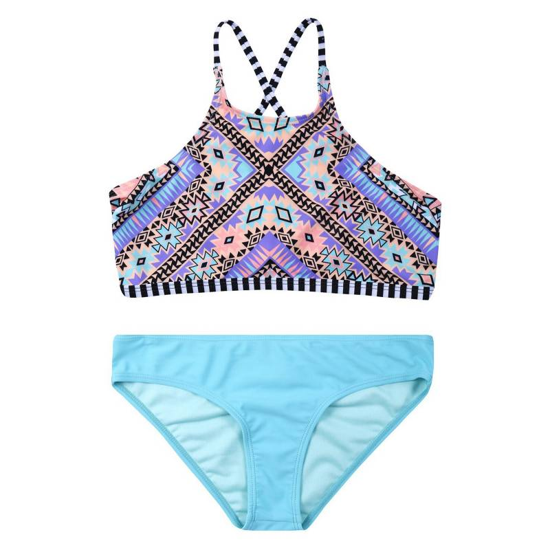 H2O WEAR - Bikini Teens High Neck +Uv 30