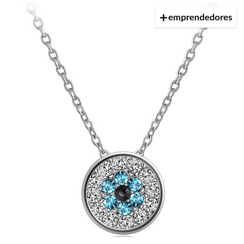 VANITÉ - Collar Nazar Cristales