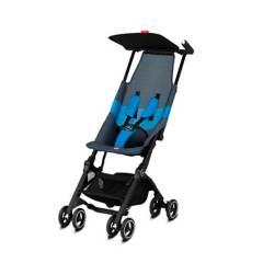 GB - Coche Ultracompacto Pockit Air All Terrain Azul
