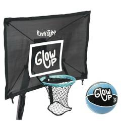 GLOWUP - Set Basketball Para Cama Elástica Universal