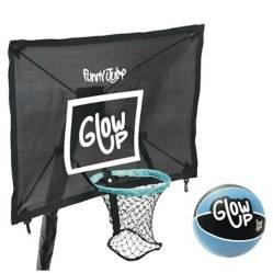 GLOWUP - Set Basketball Para Cama Elástica Universal