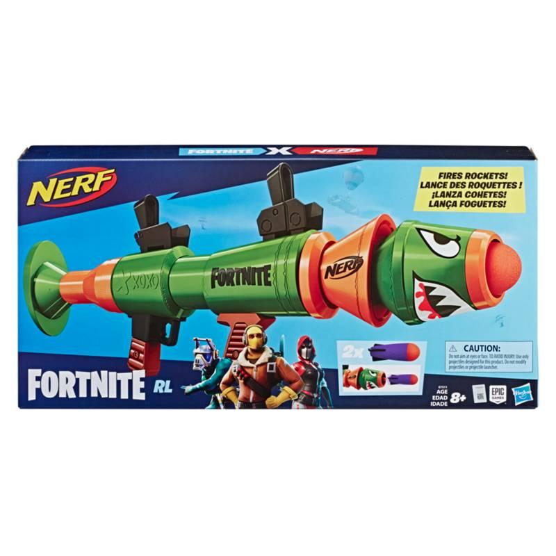 NERF - Lanzadores Nerf Fortnite Rl