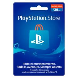 PLAYSTATION - Tarjeta PlayStation 20US Gift Card