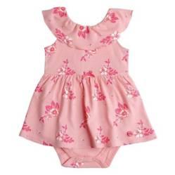 Vestido Body Bebé Niña