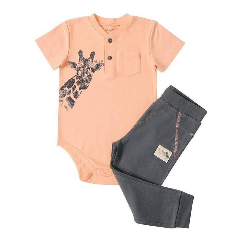 Exception - Conjunto Body y Pantalón Bebé Niño