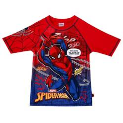 SPIDERMAN - Polera Niño + Uv 50