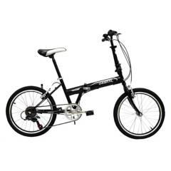 ORBITAL - Bicicleta Orbital Folding Aro 20 Negro