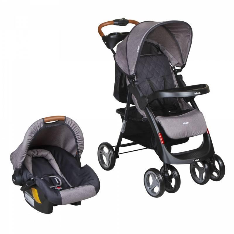 INFANTI - Coche travel system