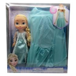 Elsa Set con Vestido