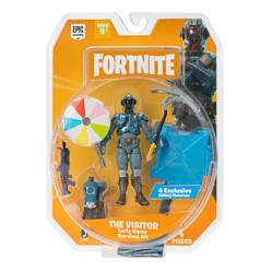 FORTNITE - Early Game Survival Kit con Figura The Visitor S2