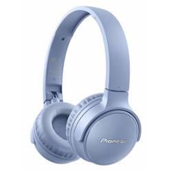 Audífonos Wireless Bluetooth On Ear Se-Sebt Celest