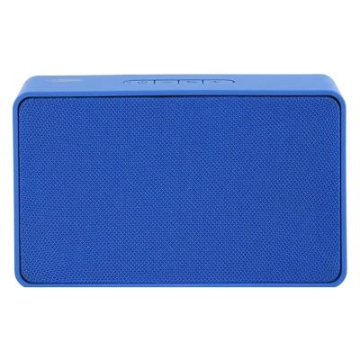 Parlante Bluetooth Eleg AUX SD 3W x 2 Azul