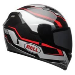 Casco Moto Bell Torque Blk/Red
