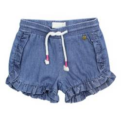 Short Bebé Niña Jeans