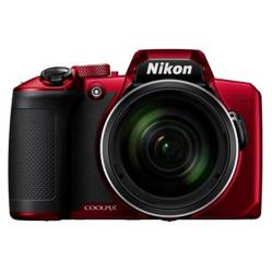 Cámara Nikon Coolpix B600 Roja