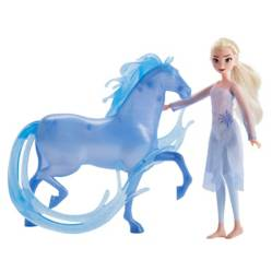 Frozen 2 Nokk Y Elsa