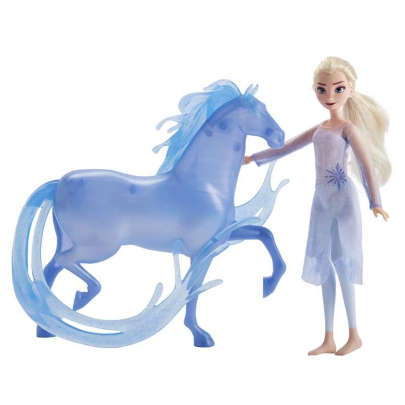 Frozen - Frozen 2 Nokk Y Elsa