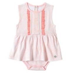 Exception - Vestido Body Bebé Niña