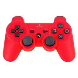 Control Ps3 Bluetooth Rojo Ultra.