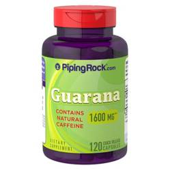 Guarana 1600 Mg x 120 Cápsulas