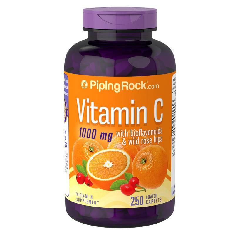 WELLY - Vitamina C 1000 Mg x 250 Comprimidos