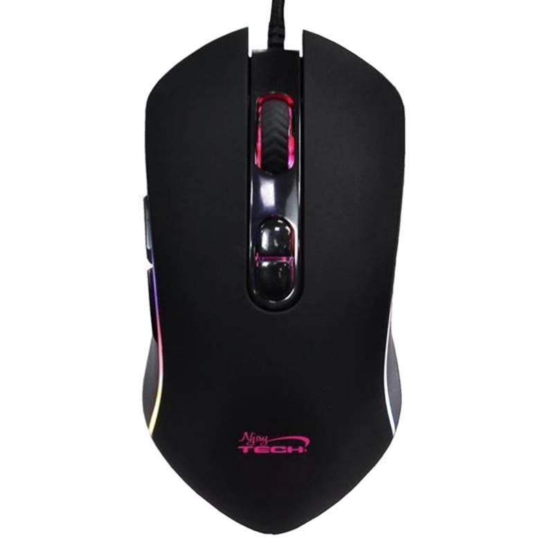 Njoytech - Mouse Gamer Stratos Tournament Edition