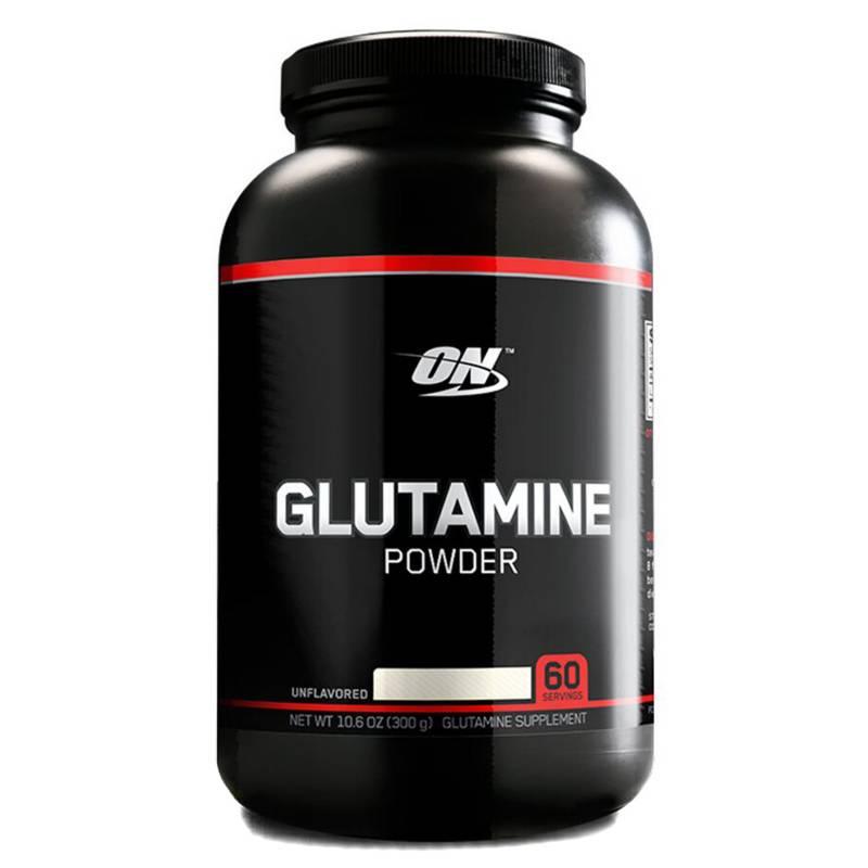 OPTIMUM NUTRITION - Glutamina Black Glutamine 300 Gramos