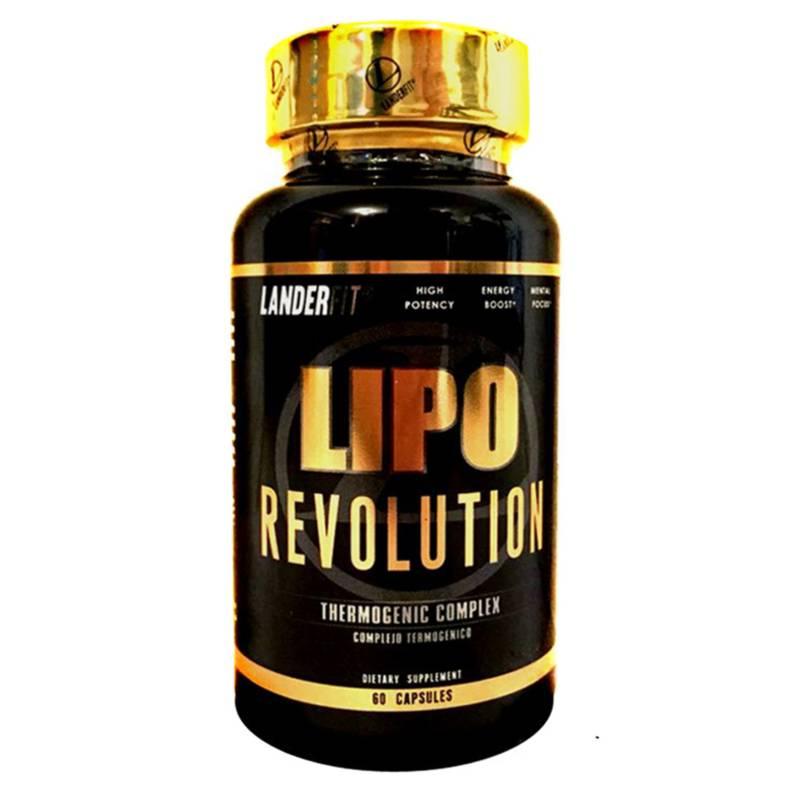 - Lipo Revolution Landerfit 60 Caps