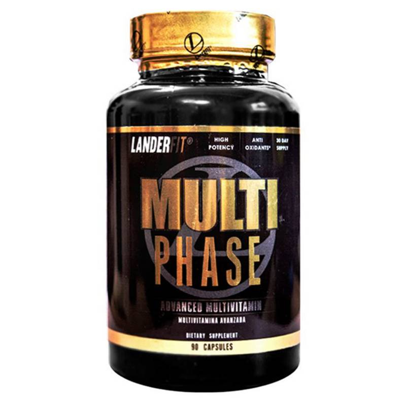 - Multiphase Landerfit ( Multivitaminico) 90 Caps