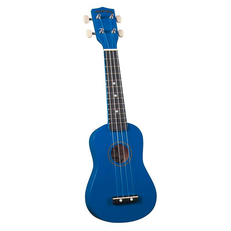 Diamond Head - Ukelele Soprano Azul + funda