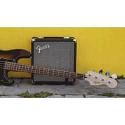 Pack Bajo Squier Precission Bass