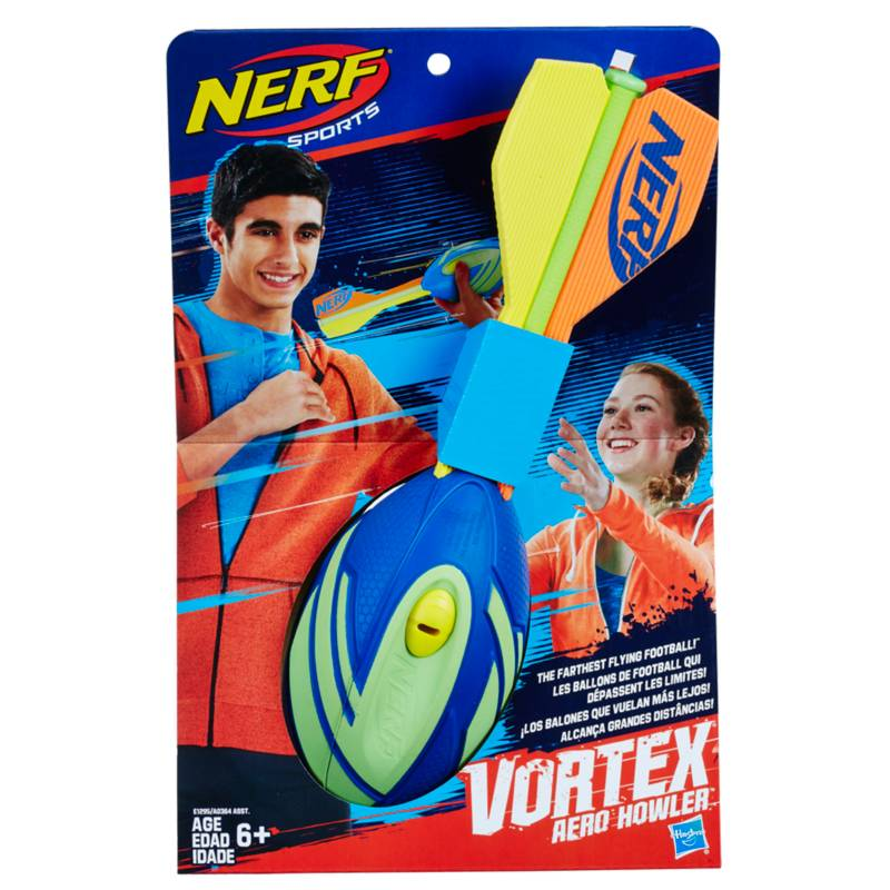 Nerf - Sports Vortex Aero Howler Blue