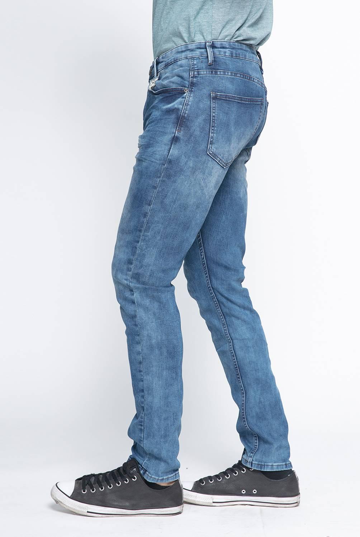 FASHION'S PARK - Jeans Skinny Gravillado
