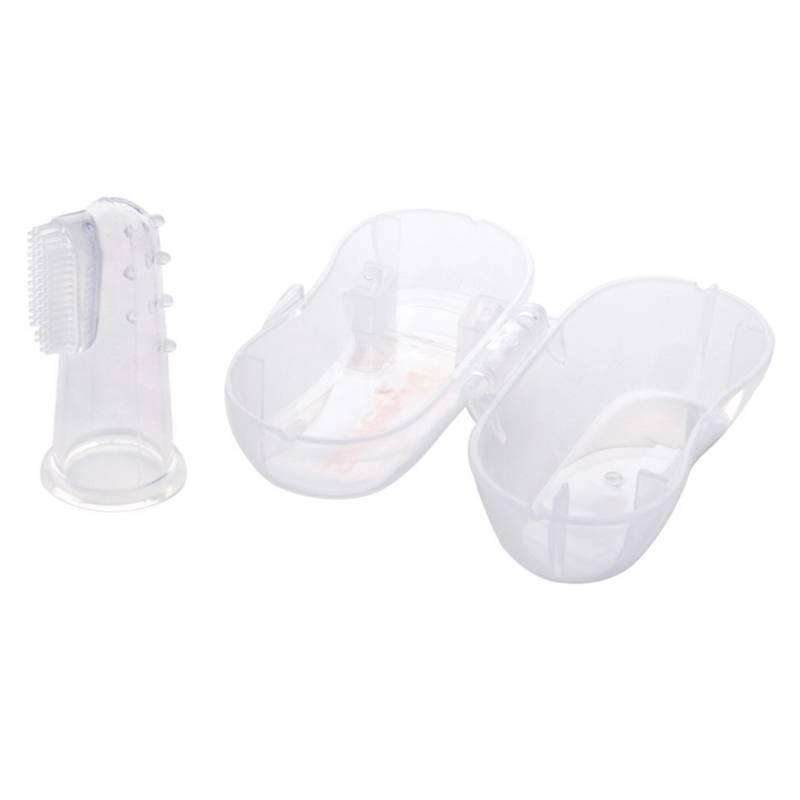 Safety 1St - Cepillo de Dientes Tipo Dedal para Bebes
