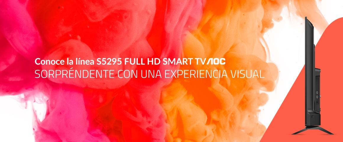 S5295 FULL HD SMART TV AOC