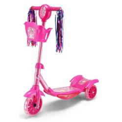 S/M - Scooter Musical Rosado