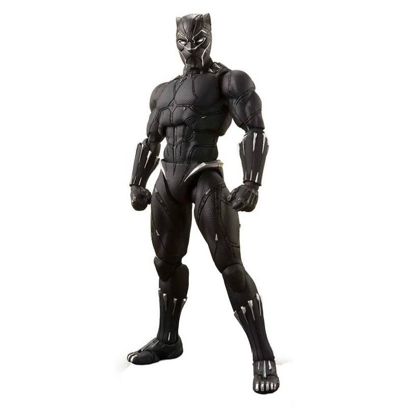 Tamashii Nations - S.H.Figuarts Black Panther