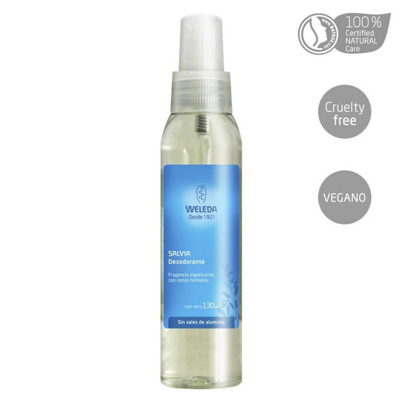 Weleda - Desodorante de Salvia