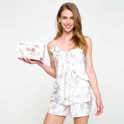 Pijama + Caja Reutilizable