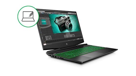 Notebook HP Pavilion Gaming 15-dk0015la