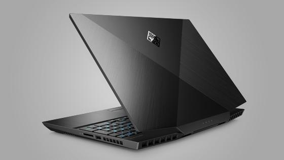Notebook Omen 15-dh0005la Intel Core i7 512GB, Angulo Izquierdo