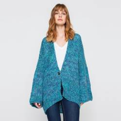 Free People - Chaleco Oversize