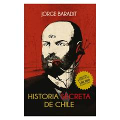 PENGUIN RANDOM HOUSE - Historia Secreta de Chile