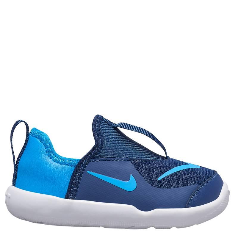 Nike - Lil Swoosh (TD) Zapatilla Niño Azul