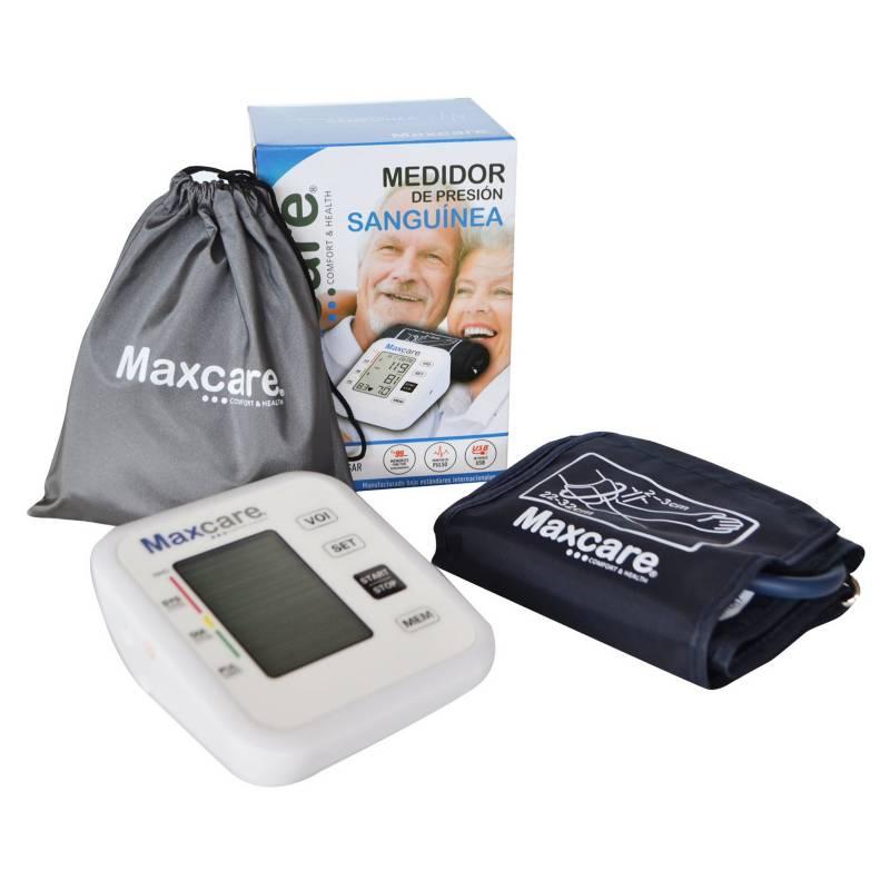 MAXCARE - Medidor Digital de Presión para Brazo