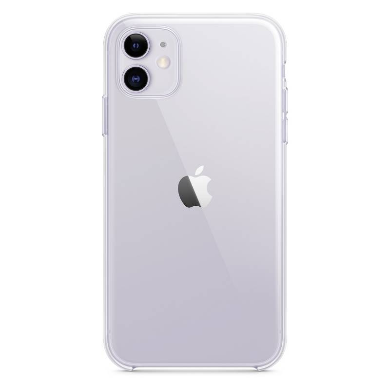 Apple - Carcasa iPhone 11 Transparente