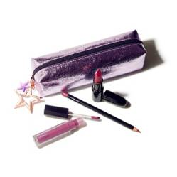 Starlit Lip Bag Pink